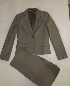 Theory cotton suit